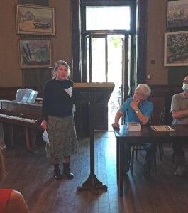 Засідання історико-краєзнавчого товариства «Одесика»