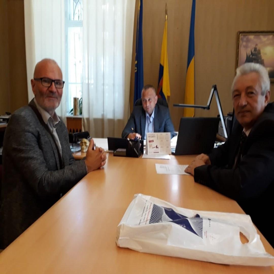Міжнародні зв'язки ДУІТЗ за програмою ERASMUS+